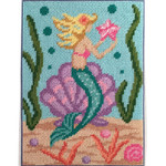 APCANOODLES5055 Mermaid Alice Peterson !