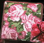 APHOME CREATIONS6185 Cabbage Roses Alice Peterson