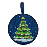 APSU7005 Christmas Tree Alice Peterson STITCH-UPS