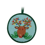 APSU7002 Reindeer Alice Peterson STITCH-UPS