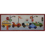 AP3382 Cars For Boys Alice Peterson 13 Mesh 19.5 X 7.5