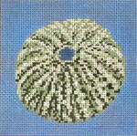"103 Sea Urchin 18 Mesh - 4"" Square  Needle Crossings"