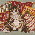 "3121 Comfy Cat 18 Mesh - 5"" Square Needle Crossings"