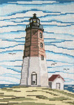 "1202 Pt. Judith Lt. (RI) 18 Mesh - 5"" x 7"" Needle Crossings"