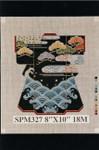 SPM327 Lee's Needle Arts Kimono, 8in