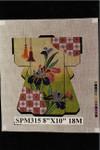 SPM315 Lee's Needle Arts Kimono, 8in