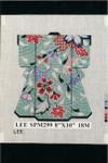 SPM299 Lee's Needle Arts Kimono