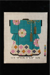 SPM282 Lee's Needle Arts Kimono 8in x 10in Retired 18 mesh