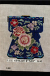 SPM265 Lee's Needle Arts Kimono 8in x 10in Retired 16 count