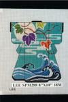 SPM288 Lee's Needle Arts Kimono 8in x 10in Retired