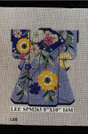 SPM263 Lee's Needle Arts Kimono 8in x 10in Retired 16 count