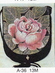A-036 Flap only Rose Queen Sophia Designs Purse