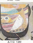 A-110 Flap only Sailing Away Sophia Designs Purse
