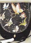 A-7 Sophia Designs Purse Flap Butterflies