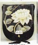 A-022 18 Mesh Flower Sophia Designs Purse