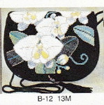 B-12 13M Flap only Orchid Sophia Designs Purse