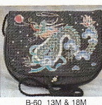 B-60 18M Flap only 18 count Dragon Sophia Designs