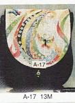 A-17 13M Sophia Designs Purse Flap Ribbons