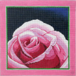 P1270SKU Lee's Needle Arts Flower Facing Up, 10x10, 13M