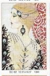 SC-92 Lady w/Feather Sophia Designs