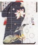 SC-915 Sophia Designs Kimono Dewy Lotus