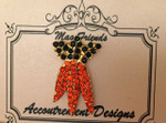 Carrots Glamorous MAGNET Accoutrement Designs