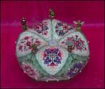 JN200 Floral Fifteen & Embellishments Just Nan Designs
