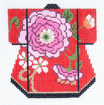 K1083SKU Lee's Needle Arts Petite Kimono 18M 3in. x 3.5in.