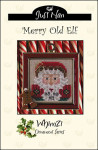 JN163 Merry Old Elf Just Nan Designs
