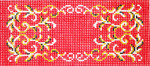 BB30SKU Lee's Needle Arts Toile Hand-painted canvas - 18 Mesh 6in. X 2.75in.
