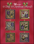 JN166 12 Days of Christmas WhimZi Just Nan Designs