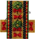 "KC-KCCX1-18 Wreath Candy 3.5""w x 4""h 18 Mesh KELLY CLARK STUDIO, LLC"