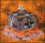 JN215 Spooky Spirits • GIE • Pin • Banding Just Nan Designs