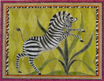 AN102 Colors of Praise 13 Mesh Canvas Zebra