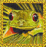 AN162 Colors of Praise 13 Mesh Frog