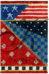 "KC-KCNFC4 Crazy Firecracker! 2.25""w x 3.5""h 18 Mesh  KELLY CLARK STUDIO, LLC"