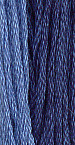 0260 Presidential Blue 5 Yards The Gentle Art - Sampler Thread