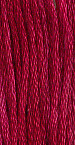0330 Cherry Wine 5 Yards The Gentle Art - Sampler Thread