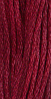0360 Cranberry 5 Yards The Gentle Art - Sampler Thread