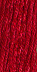 0390	Buckeye Scarlet 5 Yards The Gentle Art - Sampler Thread