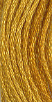 0420_10	Gold Leaf 10 Yards The Gentle Art Sampler Thread
