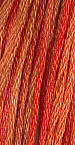 0550 Burnt Orange 5 Yards The Gentle Art - Sampler Thread