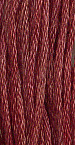 7005_10	Old Red Paint 10 Yards The Gentle Art - Simply Shaker Thread