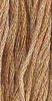 7007_10	Cidermill Brown 10 Yards The Gentle Art - Simply Shaker Thread