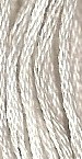 7054_10	Chalk 10 Yards The Gentle Art - Simply Shaker Thread