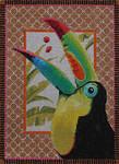 AN194 Colors of Praise 13 Mesh Toucan