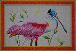 AN190 Colors of Praise 13 Mesh Spoonbill