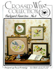8172 Backyard Favorites by Crossed Wing Collection