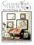 8168 Here's To The Chickadee by Crossed Wing Collection