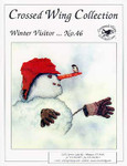 02-1428 Winter Visitor by Crossed Wing Collection